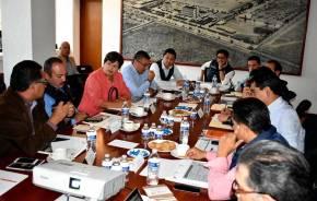 Encabeza Sedeco reunión con 5 alcaldes3