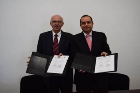 Firman convenio de colaboración IHFES Y UTMIR2
