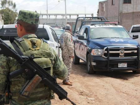 Fuerza Especial Conjunta sigue firme en el combate al robo de hidrocarburo y delitos en general1