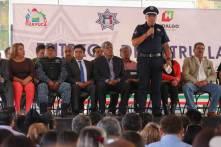 Gabriel García Rojas entrega nuevas patrullas a la Secretaría de Seguridad Pública, Tránsito y Vialidad Municipal4