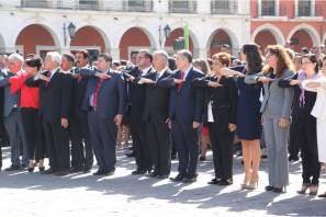 Gobierno del Estado de Hidalgo Conmemora Día del Abogado