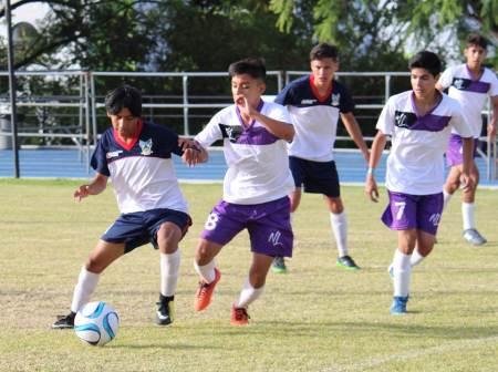 Hidalgo cuarto lugar en el futbol popular 6X6