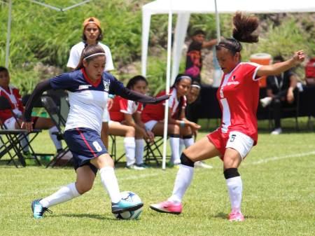 Hidalgo inicia con el pie derecho en futbol popular 6X6