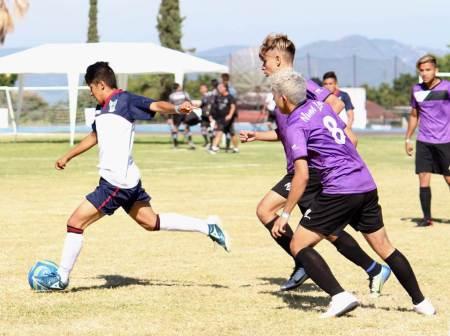 Hidalgo jugará por el tercer lugar en el futbol popular 6X62