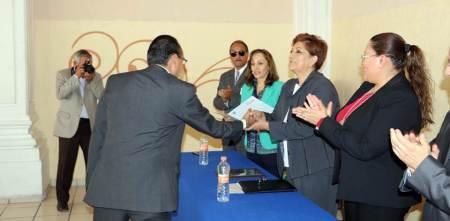 Impartió Poder Judicial curso sobre sistema acusatorio en Apan2