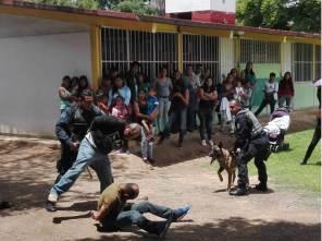 Implementan Programa de Vigilancia Canina en planteles escolares de Tizayuca