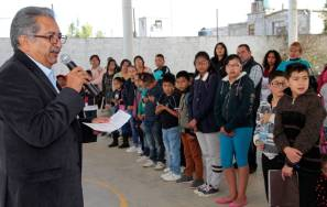 """Inaugura titular de la SEPH el Programa """"Escuelas de Verano 2018"""" en Hidalgo3"""
