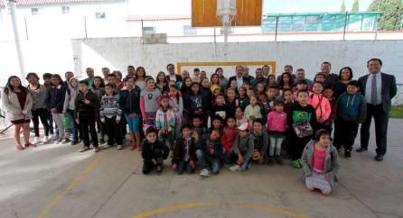 """Inaugura titular de la SEPH el Programa """"Escuelas de Verano 2018"""" en Hidalgo4"""
