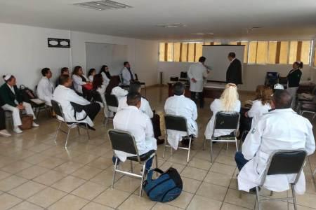 Inicia el Curso taller cáncer de mama impartido para médicos y enfermeras del IMSS – Prospera