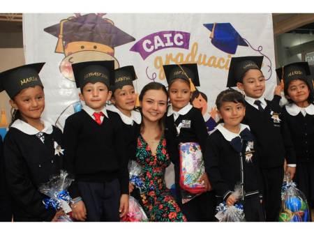 Inician fin de cursos en siete CAIC de Pachuca
