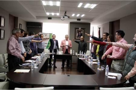 La Secretaría de Obras Públicas y Ordenamiento Territorial instaló el Comité de Control Interno y Desempeño Institucional