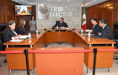 Magistradas y magistrados del TEEH confirman las elecciones del Distrito Electoral 03 con cabecera en San Felipe Orizatlán1.jpg