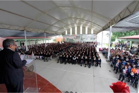 Más de 206 mil estudiantes egresan de la educación obligatoria en Hidalgo en este fin de ciclo escolar4