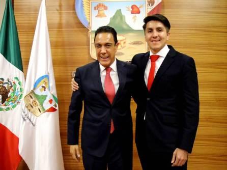 Nombran a César Román Mora como nuevo titular de la Secretaría de la Contraloría en la Hidalgo1