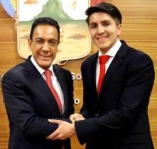 Nombran a César Román Mora como nuevo titular de la Secretaría de la Contraloría en la Hidalgo2