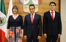 Nombran a César Román Mora como nuevo titular de la Secretaría de la Contraloría en la Hidalgo3