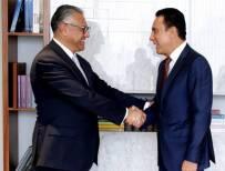 Omar Fayad sostiene reunión con Raúl Arroyo nuevo Procurador General de Justicia en el Estado de Hidalgo1