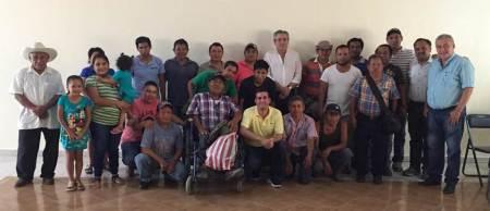 PES en Hidalgo no desaparece, Dany Andrade