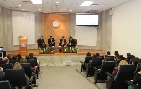"""Presentan en el TSJH el libro """"Procedimientos Especiales y Recursos en el Sistema Penal Nacional Acusatorio""""2"""