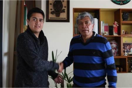 Presidente municipal de Tizayuca reconoce a joven talento académico