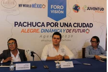 Proyecto conjunto entre Instituto Municipal para la Juventud y My World México encaminado a agenda 2030