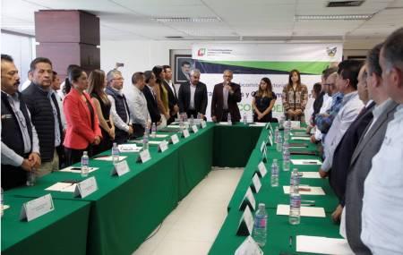 Realizan la Primera Sesión Ordinaria del Subcomité Sectorial de Obras Publicas y Ordenamiento Territorial 1.jpg