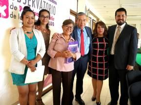 Reforzar la encomienda en materia de formación de liderazgos políticos de las mujeres mediante el OPPM HGO2