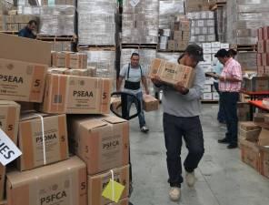 Se lleva a cabo la entrega de libros de texto a escuelas de Hidalgo1