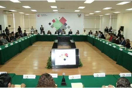 Sedeso reúne instancias de la juventud de 60 municipios2