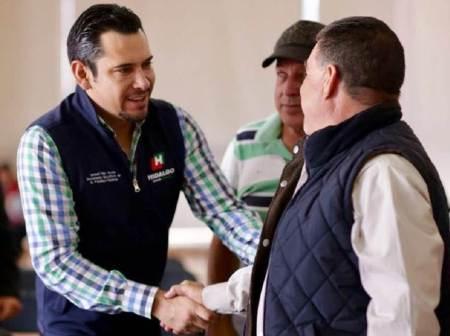 Seguiremos trabajando cercanos a la gente, con un gobierno de puertas abiertas, Israel Félix Soto