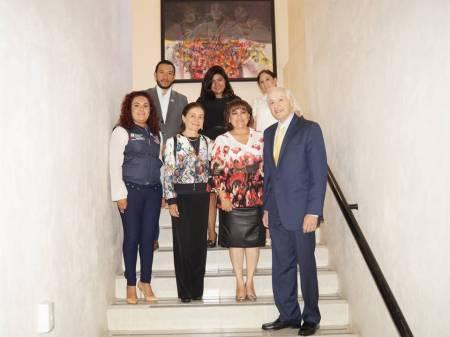 Socio Fundador de Tetra Tech DPK visita el CJMH1