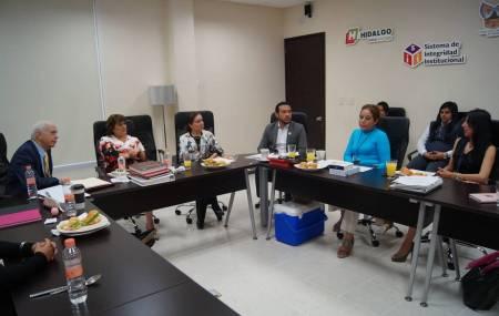 Socio Fundador de Tetra Tech DPK visita el CJMH2