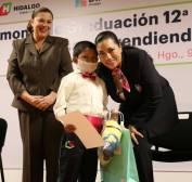 """Titular del DIF Hidalgo asiste a la Ceremonia de graduación del programa """"Sigamos aprendiendo en el hospital3"""