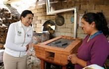 Titular del Sistema DIF Hidalgo entrega apoyos del programa Comunidad DIFerente a comunidades de Actopan3