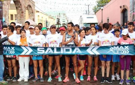 """Tizayuca recibe primera fecha del serial atlético """"Dejando Huella en Hidalgo"""" 1"""