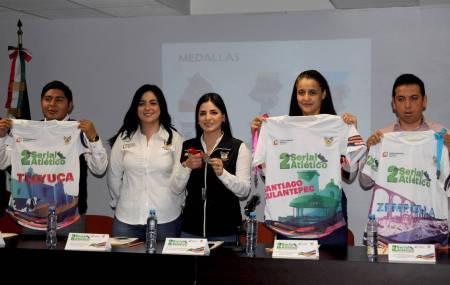 """Tizayuca recibe primera fecha del serial atlético """"Dejando Huella en Hidalgo"""" 2"""