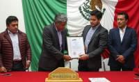 Tizayuca segundo municipio de la entidad en recibir la certificación por parte de la COFEMER-3