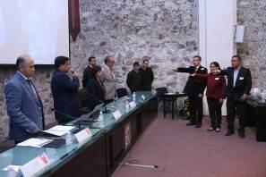Toma protesta Comité Evaluador del Programa de Estímulos Carrera Docente