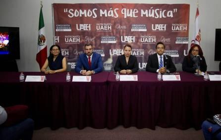 Anuncia OSUAEH Segunda Temporada de Conciertos y nueva imagen1