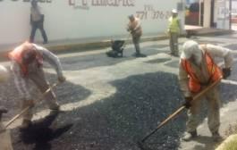 Atienden reportes de mantenimiento de manera permanente en Pachuca3