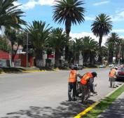 Atienden reportes de mantenimiento de manera permanente en Pachuca4