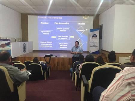 Brinda Mineral de la Reforma cursos y capacitaciones a emprendedores1