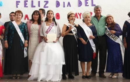 Celebran en Tizayuca Día de los Abuelitos con más de 600 adultos mayores3