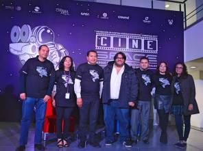 Cineasta mexicano galardonado por la NASA fue parte del CineSpace