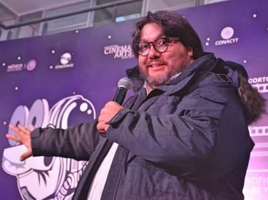 Cineasta mexicano galardonado por la NASA fue parte del CineSpace2