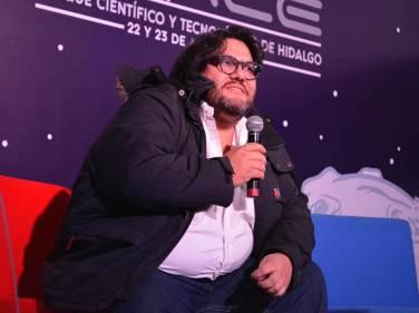 Cineasta mexicano galardonado por la NASA fue parte del CineSpace3