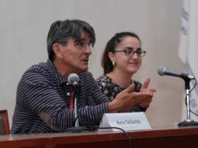 Cineasta muestra lucha indígena por el maíz en ICSHu1