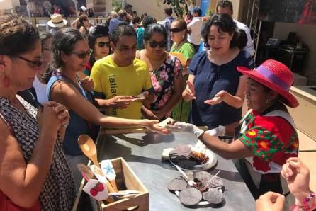 Cocineras tradicionales de Hidalgo participaron en el VI Foro Mundial de la Gastronomía Mexicana5