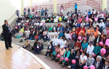 Comienzan festejos del Mes del Adulto Mayor en Mineral de la Reforma4