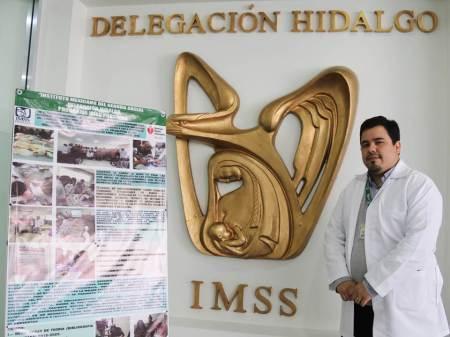Concluye capacitación a personal del IMSS, en Sistema de Soporte Vital Avanzado Pediátrico